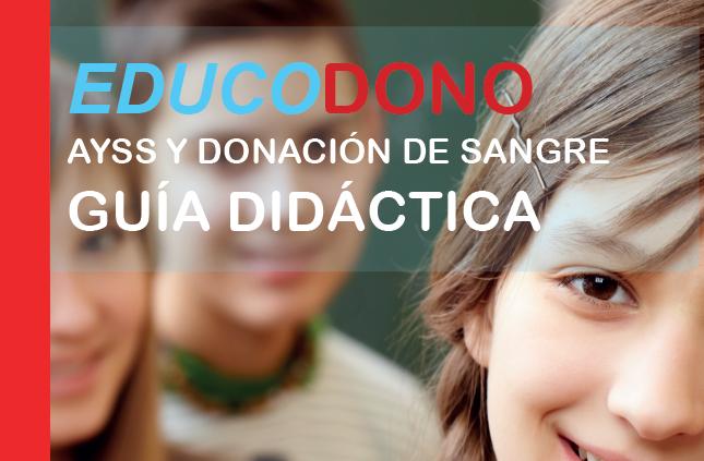 El Banco de Sangre y Tejidos de Aragón retoma el Proyecto EducoDono con alternativas no presenciales