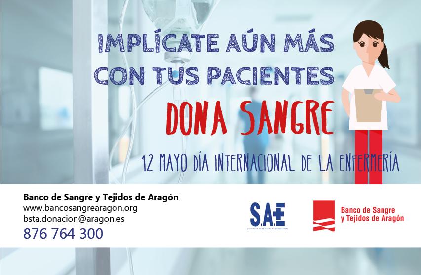 Celebración del Día Internacional de la Enfermería