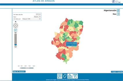 Un atlas sanitario medirá el estado de salud de los aragoneses
