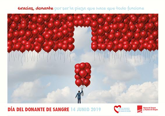 El Día del Donante de Sangre se celebrará este año con buenas expectativas en la evolución del número de donaciones