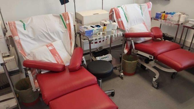 El Banco de Sangre y Tejidos de Aragón amplía sus instalaciones para aumentar la donación de plasma