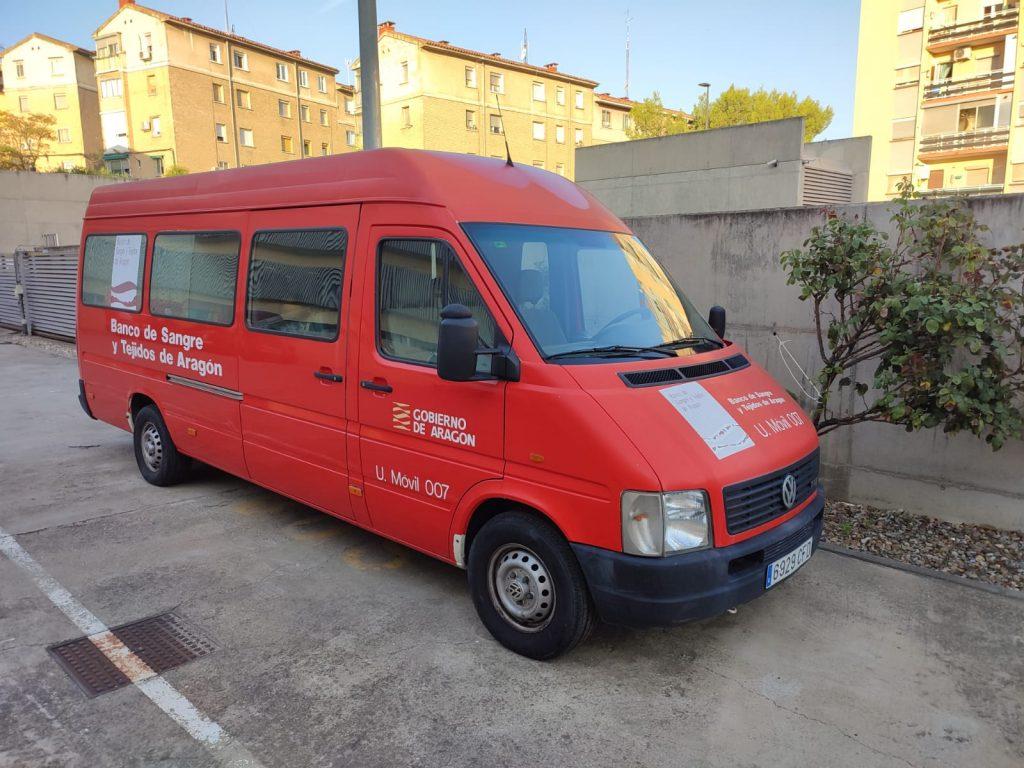 intensa promoción de la donacion de sangre en octubre