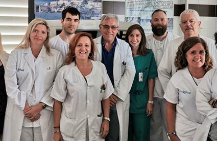 La Unidad de Transfusiones del Clínico Universitario Lozano Blesa obtiene la certificación CAT