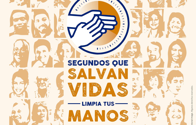 La OMS recuerda la importancia de la higiene de manos para salvar vidas